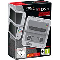 New Nintendo 3DS XL Super Nintendo Entertainment System Edition