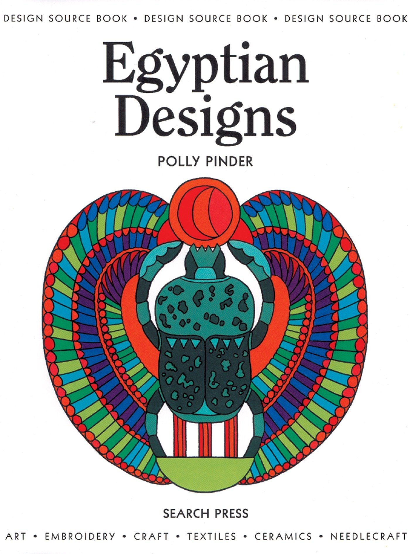 Read Online Egyptian Designs (Design Source Books) (Bk. 09) ebook