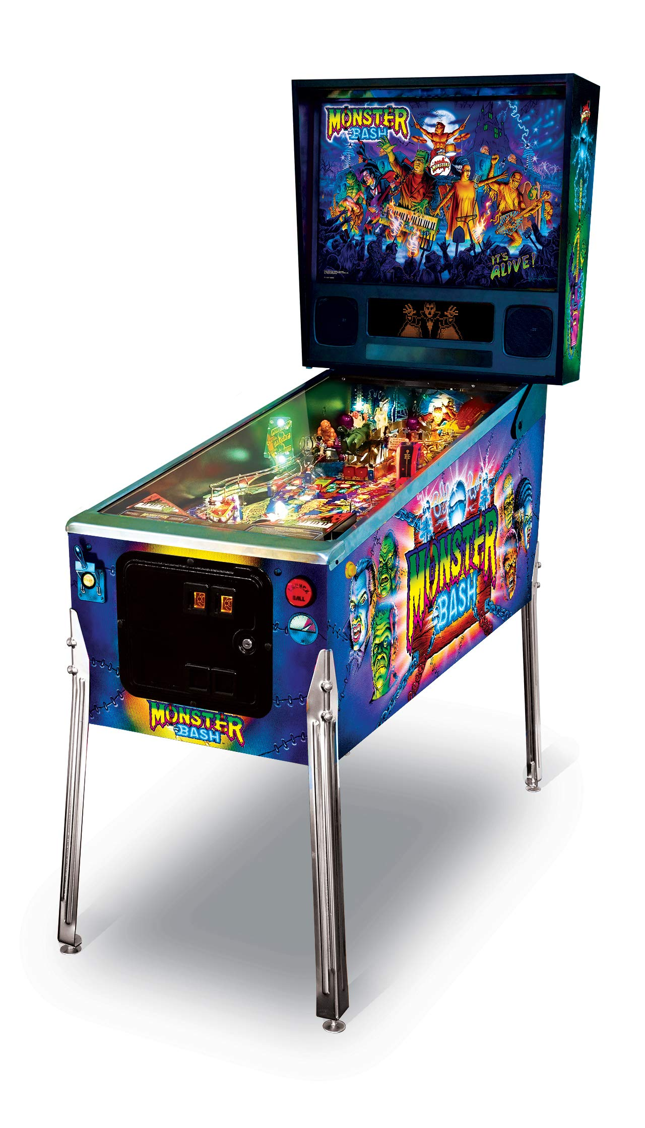 Monster Bash CE Pinball by Chicago Gaming