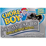 Chore Boy 2 Count Stainless Steel Scrubbers