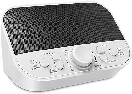 Amazon.com: White Noise Machine for Baby, LATOW 28 ...