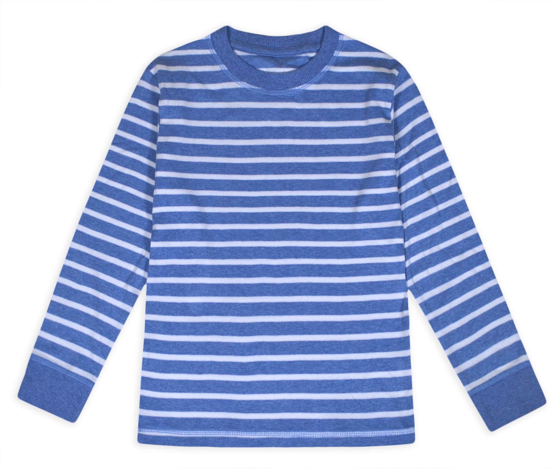 Machine Washable Full Length /& Floral jolly rascals Girls Nightwear Cotton Blend Crew Neck