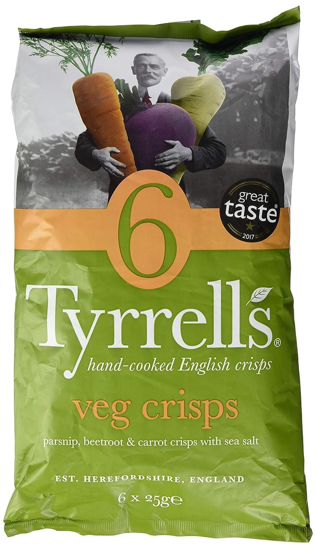 Tyrrells Multipack Vegetable Crisps e4fc8485e