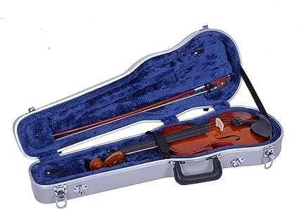 Estuche para violín Crossrock: Amazon.es: Instrumentos musicales