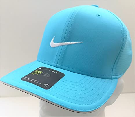 4545dd60dc8 Image Unavailable. Image not available for. Color  Nike Classic 99 Custom Golf  Cap 2017 Blue ...