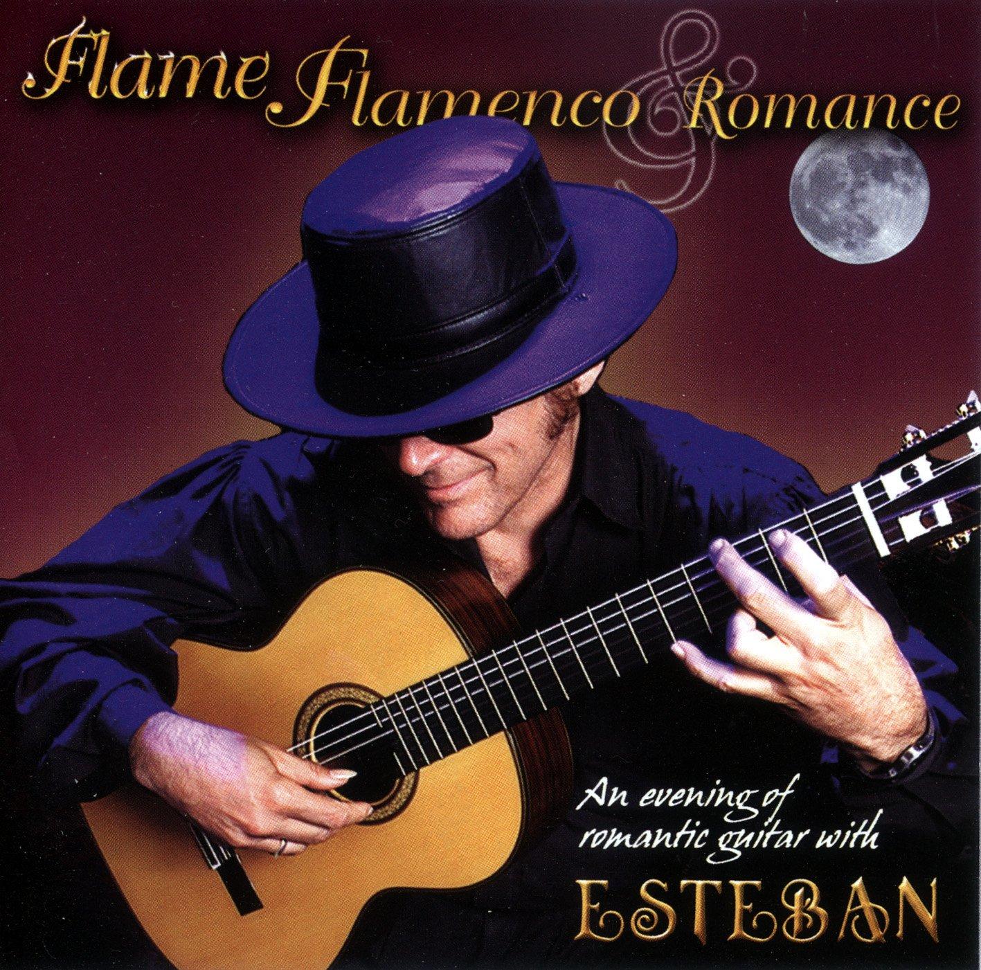 Flame Classic Flamenco Romance 4 years warranty