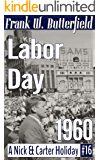Labor Day, 1960 (A Nick & Carter Holiday Book 16)