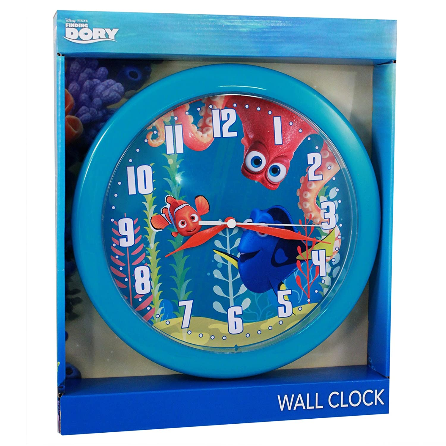 Finding Dory 6 Wall Or Desk Clock M.Z. Berger