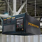 POWERTEC AF4000 Remote Controlled 3-Speed Air