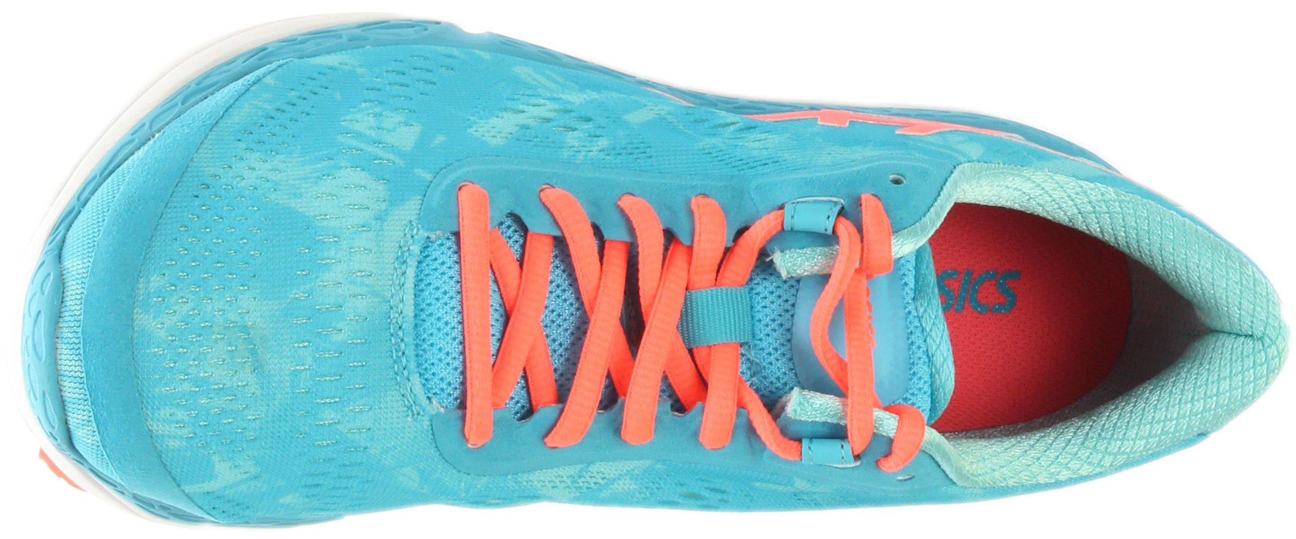 ASICS Women's 33-M 2 Running Shoe, Aquarium/Flash Coral/Aruba Blue, 9.5 M US by ASICS (Image #6)