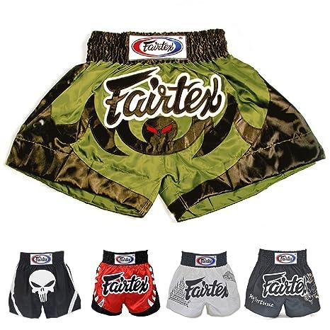 Fairtex Muay Thai Boxing Shorts (Bat BS0613,M)