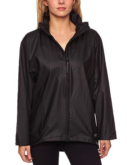5d48ff95dab1b Amazon.com  Helly Hansen Women s Voss Windproof Waterproof Rain Coat ...
