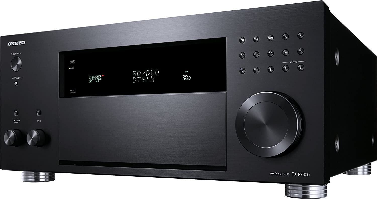 Used fisher xp speakers for sale hifishark - Amazon Com Onkyo Tx Rz800 7 2 Channel Network A V Receiver Electronics