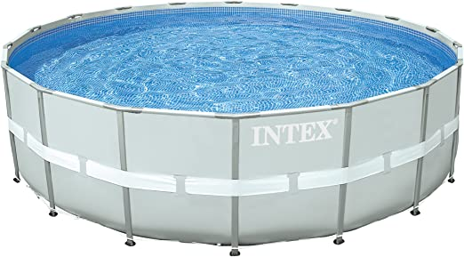 Intex Ultra Frame - Piscina Desmontable, 549 x 132 cm, con ...
