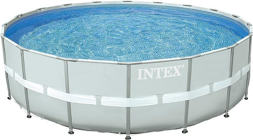 Intex Ultra Frame - Piscina Desmontable, 549 x 132 cm, con ...