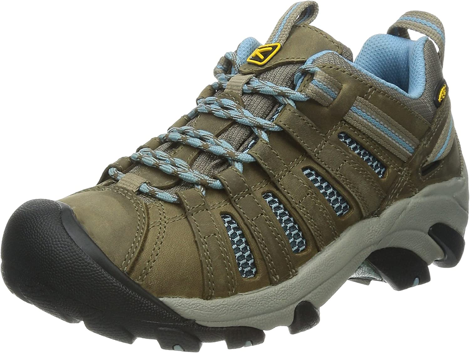 KEEN Womens Trail Trekking Shoes Grey