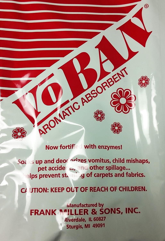Bolsa de 1 Lb voban aromático absorbente con enzimas ...