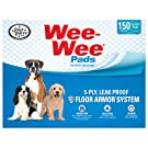 Four Paws Wee-Wee Standard Puppy Pads, 150 Ct