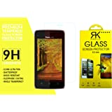 Panasonic T44 Tempered Glass, 9H Hardness Ultra Clear, Anti-Scratch, Bubble Free, Anti-Fingerprints & Oil Stains Coating (For Panasonic T44)