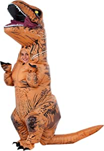 Rubie's 640183 Jurassic World Child's T-Rex Inflatable Costume with Sound