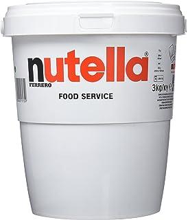 Nutella - Crema Avellana 3000 g
