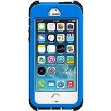 Trident Kraken Series Case for Apple iPhone 5/5S - Retail Packaging - Blue