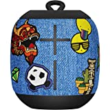 Ultimate Ears Wonderboom Freestyle Portable Bluetooth Speaker (Patches)