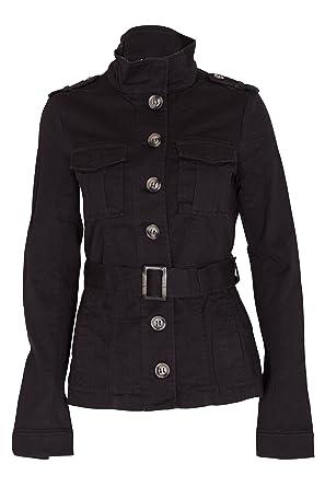 Amazon.com: Ladies Military Style Summer Jacket: Clothing
