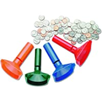 MMF Industries 4-Piece Coin Sorters