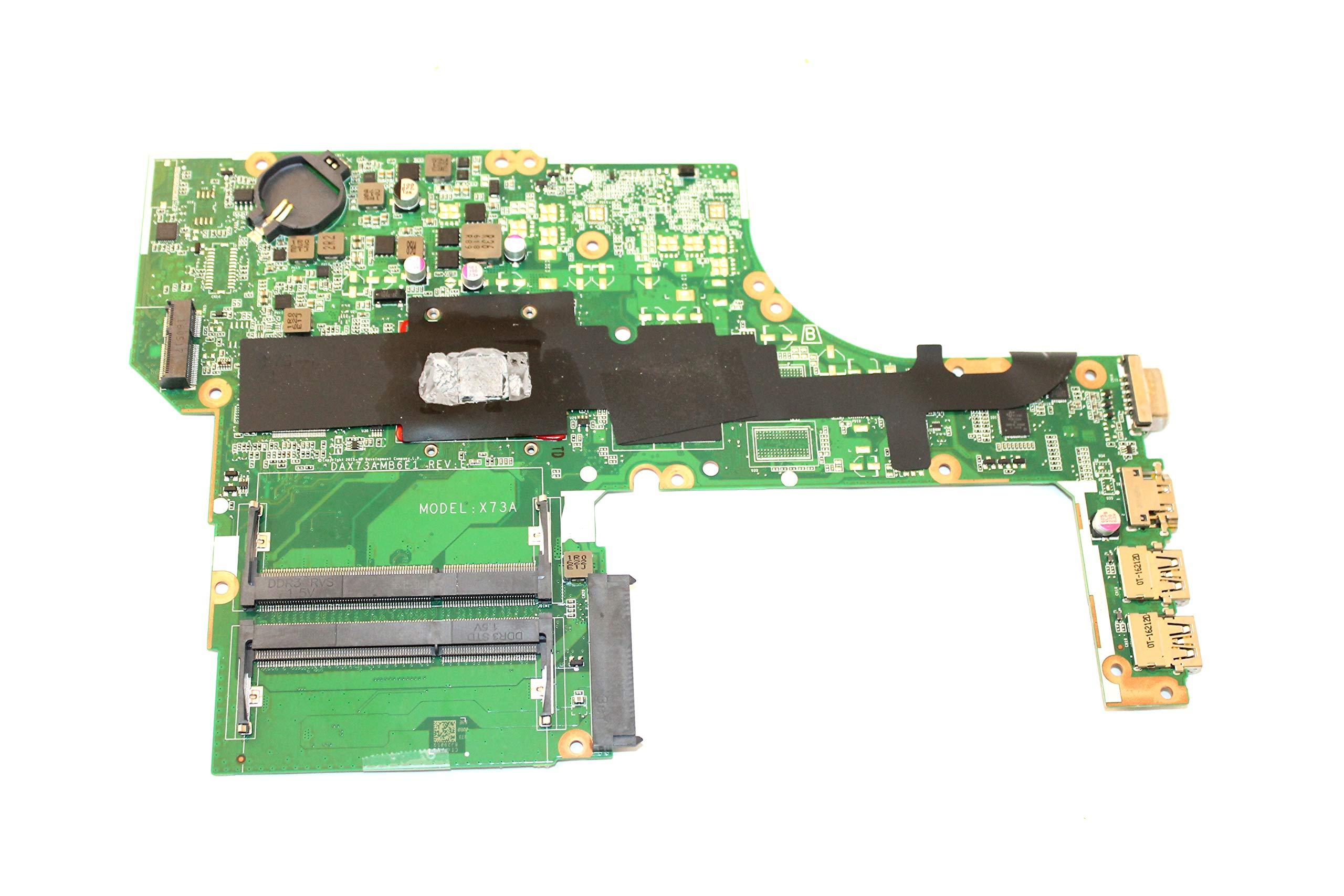 828435-001 ProBook 455 G3 Genuine AMD A4-7210 Motherboard DAX73AMB6E1