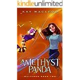 The Amethyst Panda: A Monster Catching Gamelit Adventure (Maiyamon Book 2)