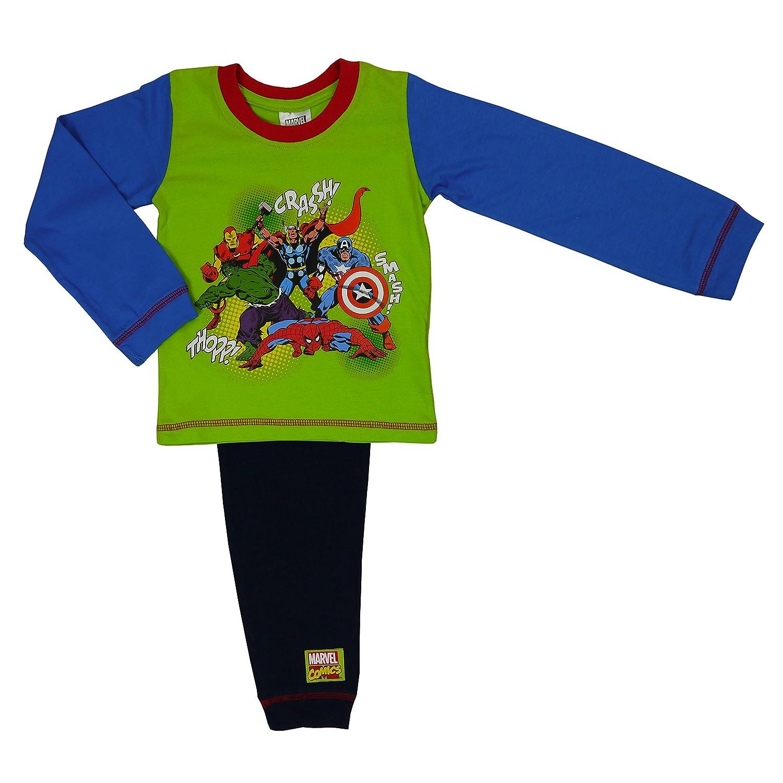 Cartoon Character Products Marvel Comics Pyjama Set
