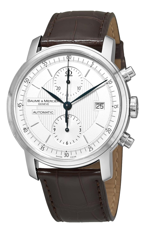 d74575453c4 Amazon.com  Baume   Mercier Men s 8692 Classima Automatic Chronograph  Watch  Baume   Mercier  Watches