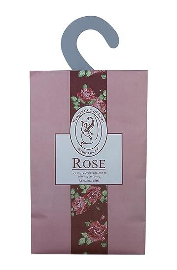 Marvelous Feel Fragrance Hanging Scent Sachets For Closet,pack Of 3 (Rose)