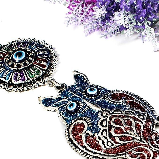 Amazon.com: EA Gift Global - Abalorio de amuleto para colgar ...