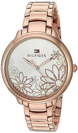 26a8d535889 Amazon.com  Tommy Hilfiger Women s Leila Quartz Watch with Strap ...