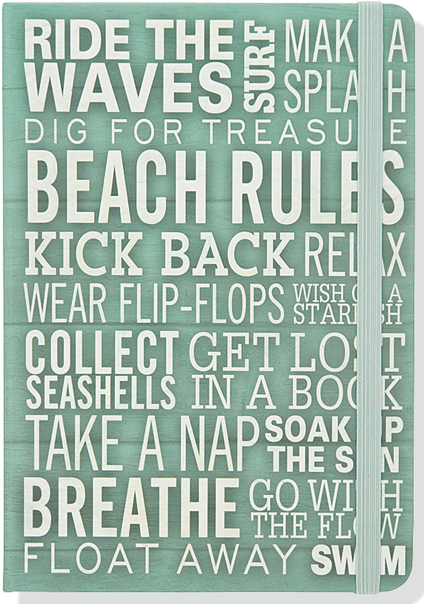 Beach Rules Journal (Diary, Notebook) pdf