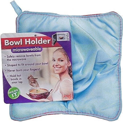 11 Microwave Bowl Holder Cozy  redaqua wdishes 1 Set of 2
