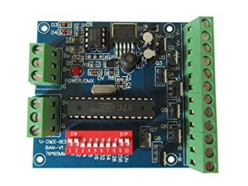 Rgbw 8 channel dmx controller 2 group rgbw 8ch decoder for led strip rgbw 8 channel dmx controller 2 group rgbw 8ch decoder for led strip light mozeypictures Choice Image