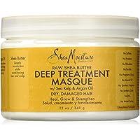 SheaMoisture 12 oz Raw Shea Butter Deep Treatment Masque