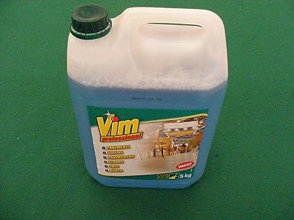 Detergente industrial X suelos kg.6 Vim Bar Restaurante Horno Hotel Rist