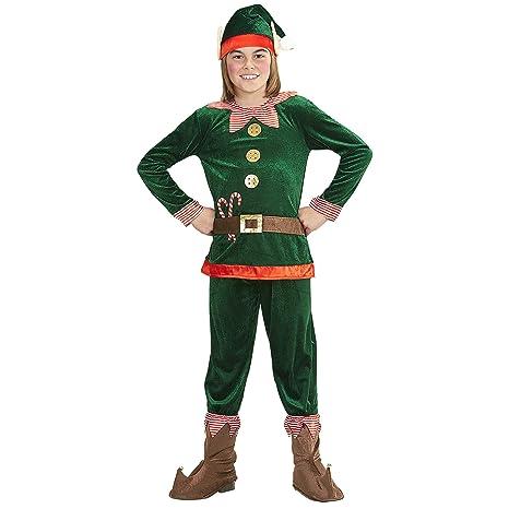 WIDMANN Elfo Aiutante di Babbo Natale per Bambini 3254454e2e64