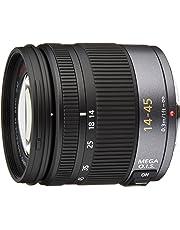 Panasonic LUMIX G VARIO 14-45mm/F3.5-5.6 ASPH./MEGA O.I.S. Lens | H-FS014045 (Japanese Import)