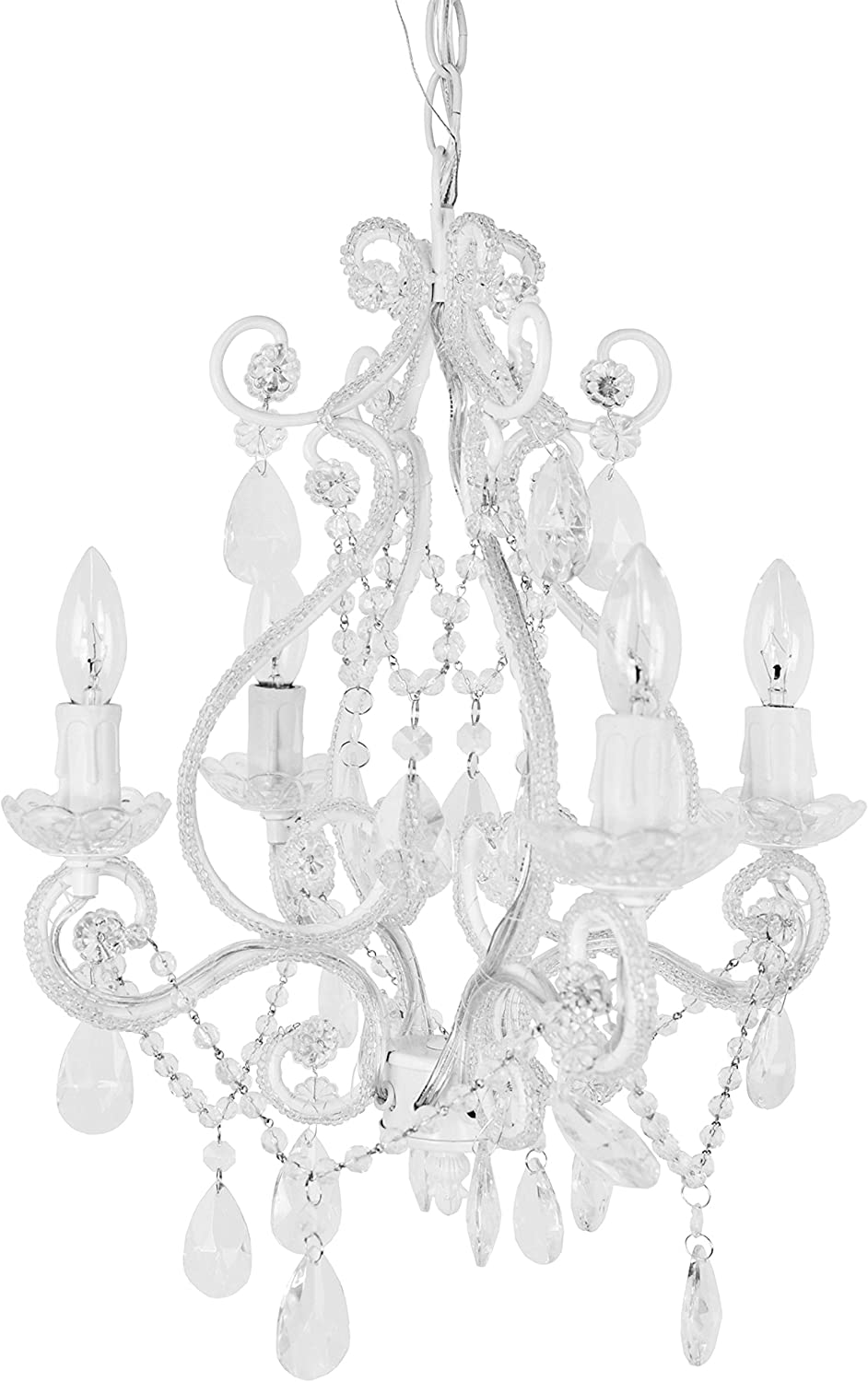 Top 10 Best Chandelier For Baby Girl Nursery (2020 Reviews & Buying Guide) 2