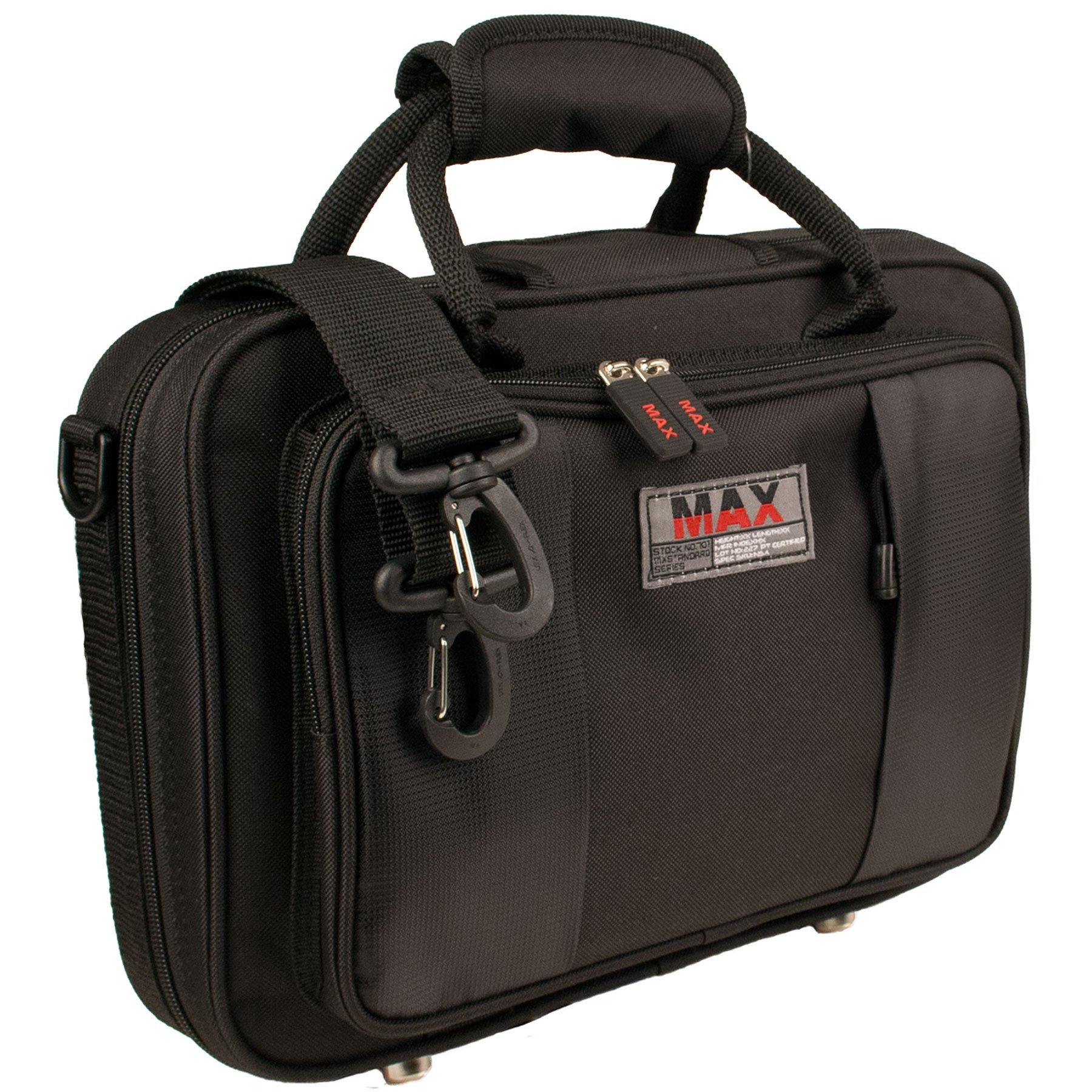 Protec Bb Clarinet MAX Case (Black), Model MX307 by ProTec (Image #1)