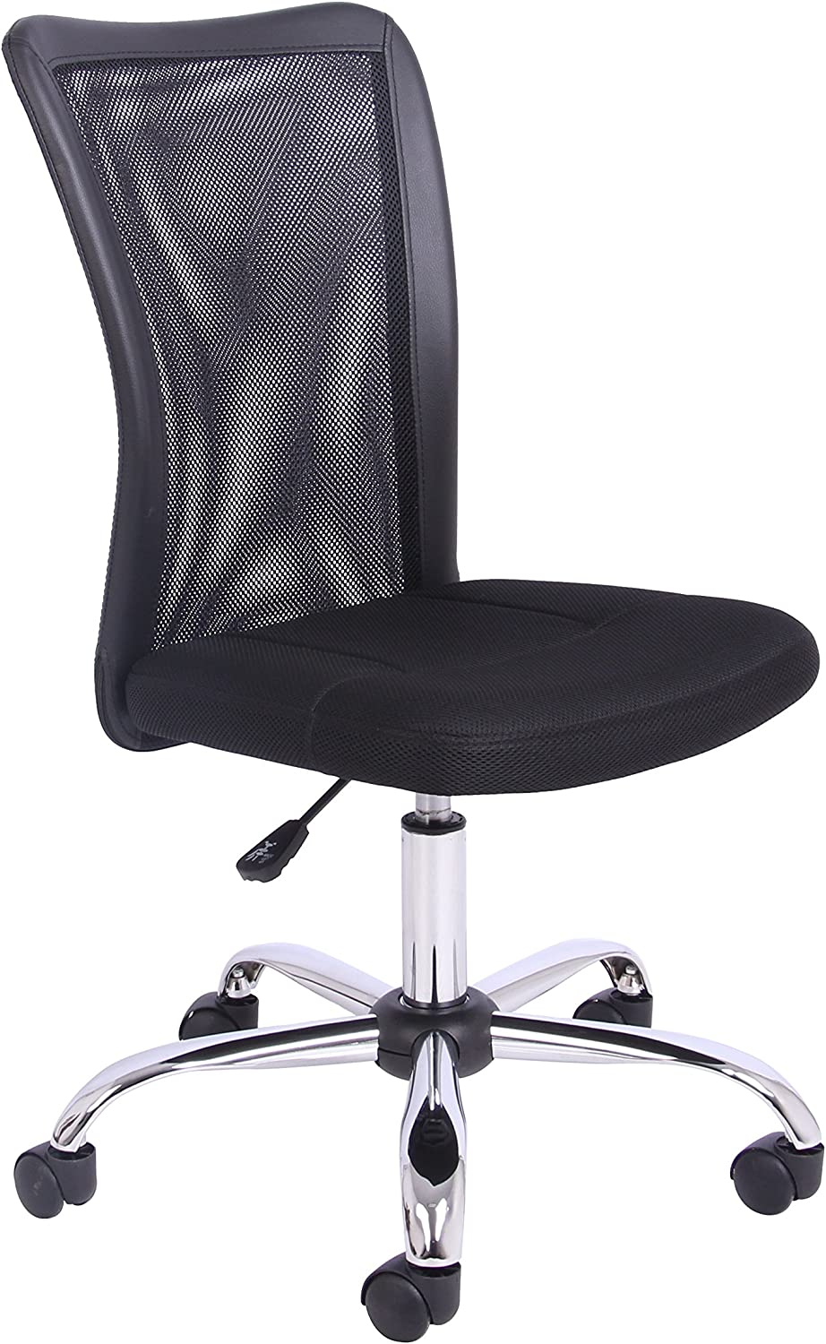 Office Essentials Mesh Office Chair no Arms