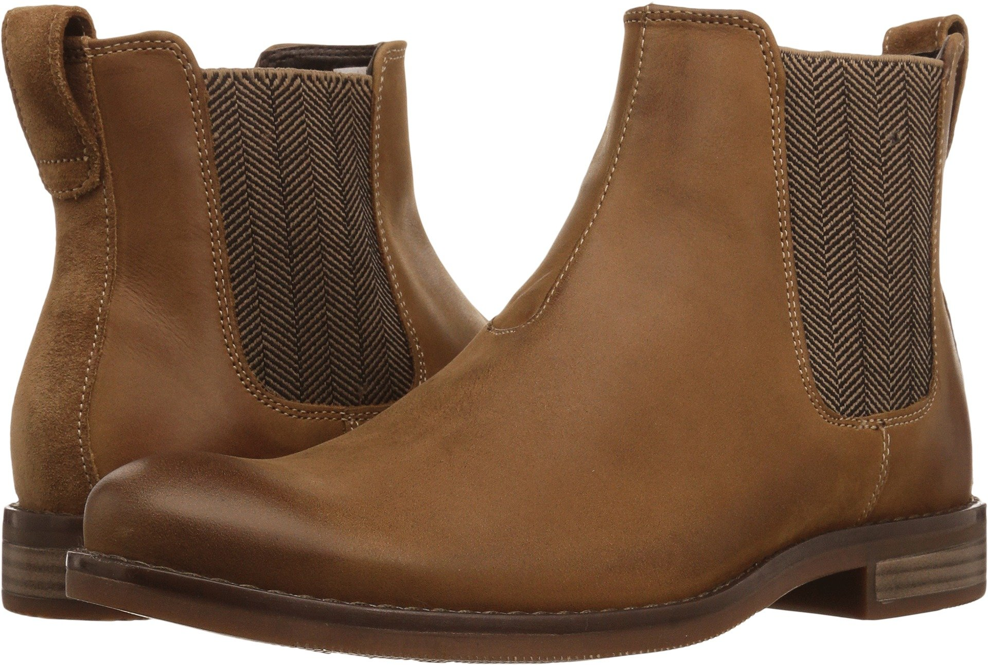 Rockport Men's Wynstin Chelsea Chelsea Boot, Tobacco, 9 M US by Rockport