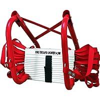 Smartwares BBVL Feuerleiter – 4,5 Meter – 450 kg Belastbarkeit