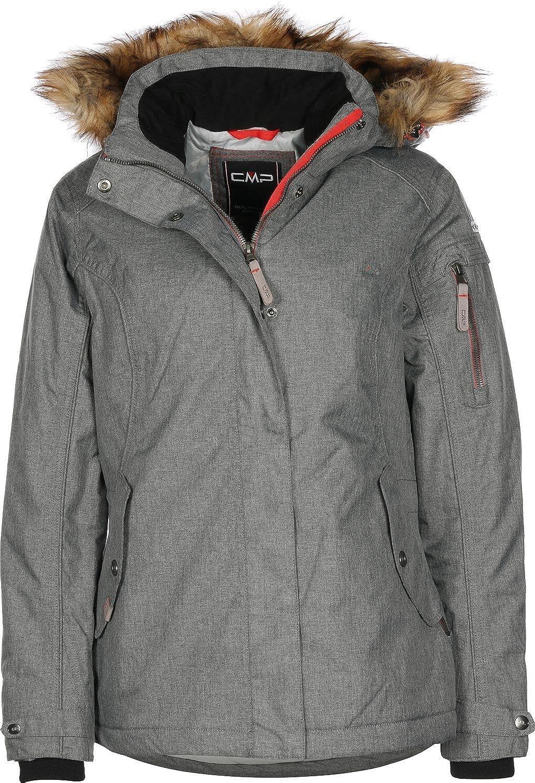 CMP Woman Shell Jacket Zip Hood CMP 3Z24646