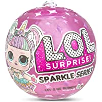L.O.L. Surprise! 560296 L.O.L. Surprise Dolls Sparkle Series, Multi
